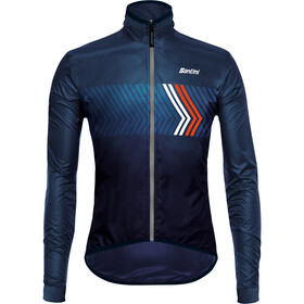 Santini Freccia Jacket Men, nautica blue